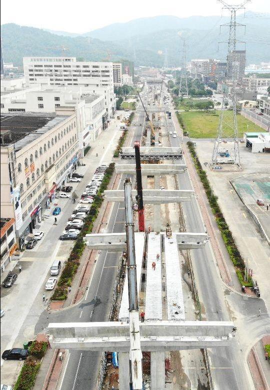 坦洲快线通车时间预计2021年!对于中山市坦洲镇的未来,你期待吗?